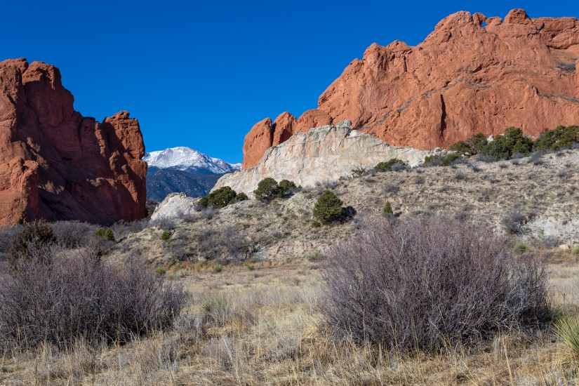 photo of Pikes Peak and Garden of the Gods