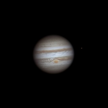 photo of Jupiter