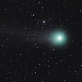photo of Comet C/2014 Q2 Lovejoy