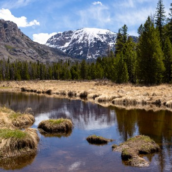 photo of Mount Craig near Grand Lake, Colorado